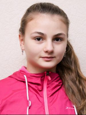 ГЕРАКОВА Анастасія
